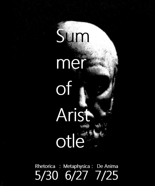 Summer of Aristotle 2